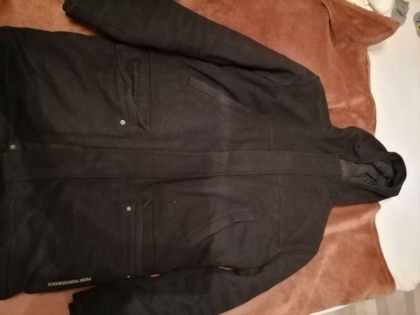 Palton barbati cu gluga