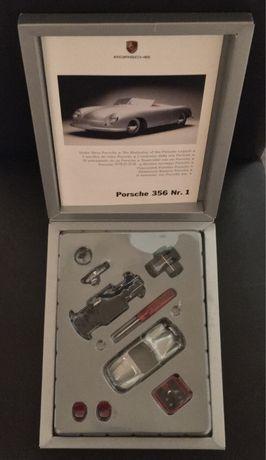 Mașinuță de colecție Porsche 356 nr. 1 ediție limitată