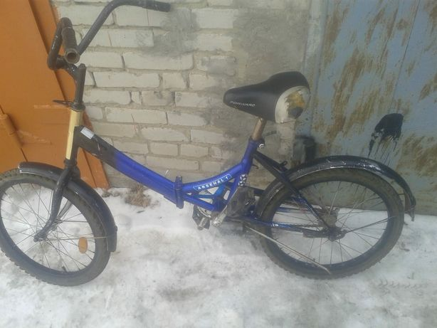 Форвард велосипед продам недорого