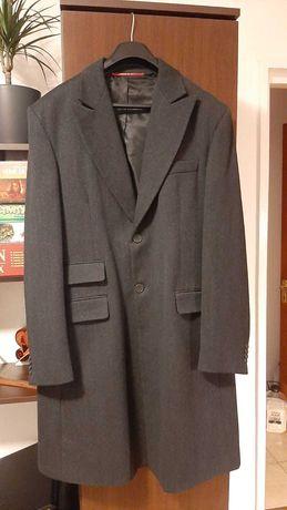 Palton din lana Barbati, clasic