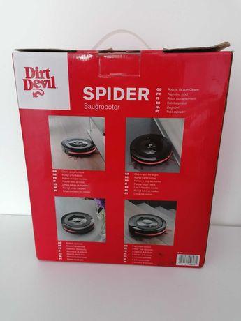 Прахосмукачка, робот SPIDER