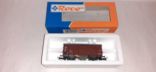 Vagon curatat linia Roco scara HO trenulet electric
