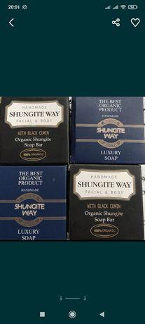 Продам шунгитовое мыло лечебное. Одна шт.1500