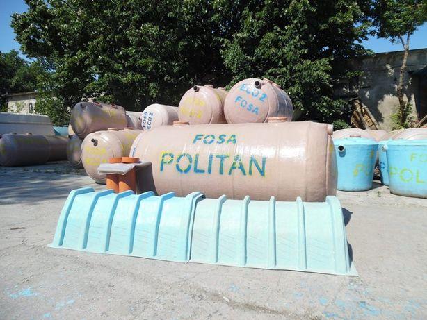 Fosa septica ecologica pentru 4/5 persoane Politan ECO2-3 fibra sticla