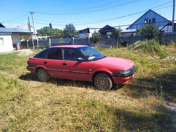 Tayota Corolla 1988 г.в 1.3 об.