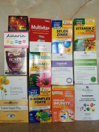 Хранителни добавки за здраве и жизненост