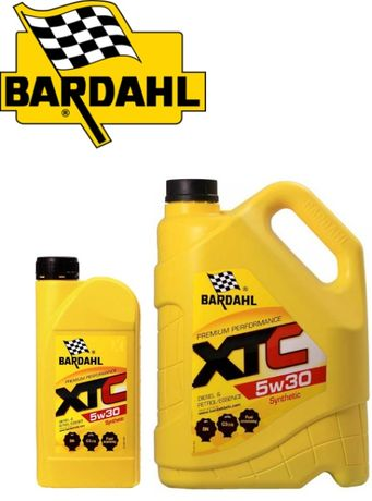 Двигателно масло BARDAHL XTC 5W30