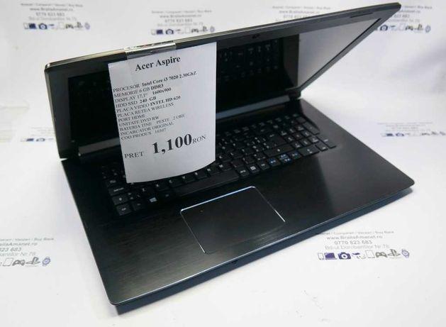[10307] Acer Aspire I3 7020 6GB RAM ssd 240Gb