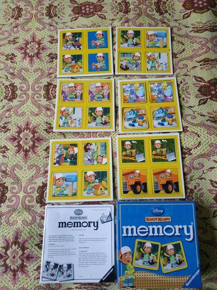 Продавам детска образователна игра Handy Manny, Disnery