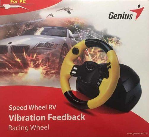 Руль Genius SpeedWheel RV (НОВЫЙ)