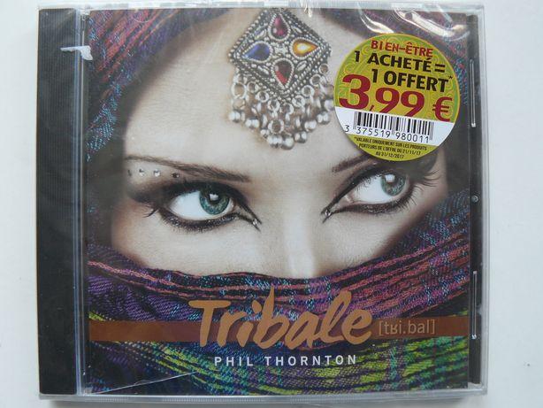 "CD Album ""TRIBALE - Phil Thornton"" Nou, Sigilat, Original UK"