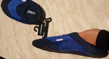 Италиански плажни обувки Cressi - номер 43