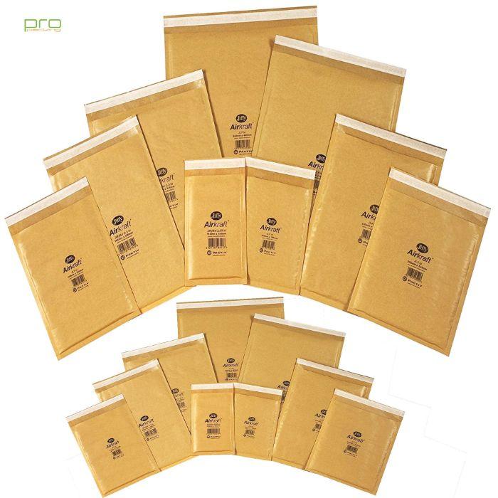 Пощенски пликове за пратки с bubble/въздушни мехурчета