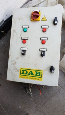 Panou Electric- pentru Curent