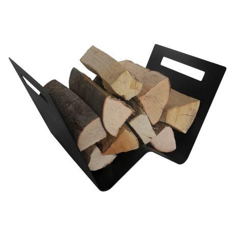 Suport depozitare lemn folosit la focare seminee, termoseminee, sobe
