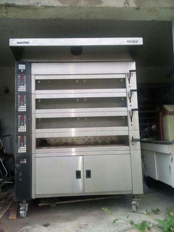 Подова печка (пещ)- немска / Фурна за хляб, закуски, пици / Оборудване