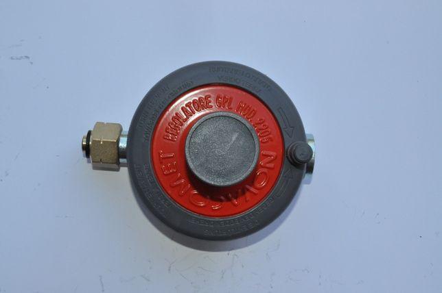 Regulator GPL 7 kg/h cu olandez NOVACOMET 30 mbar