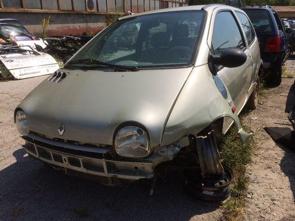 Renault Twingo 1.2i 58к.с. на части (кожен салон)