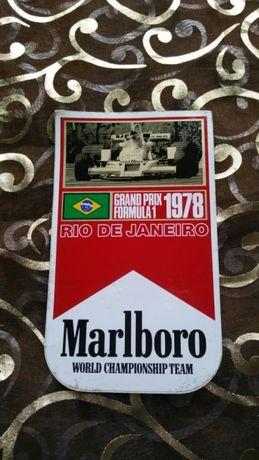 Abtibild Marlboro Grand prix '78