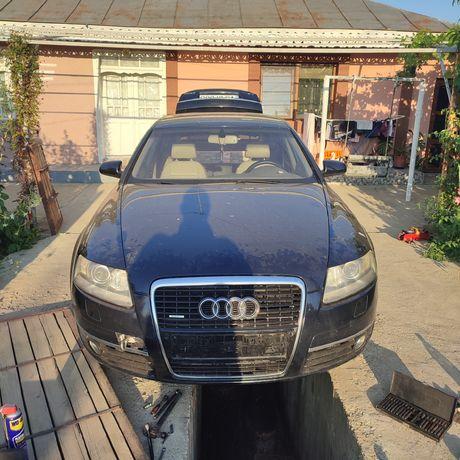 Dezmembrez Audi A6 c6 3.0 Asb