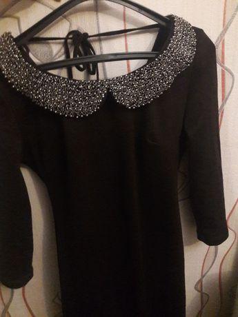 Продам турецкое платье в отличном состоянии 44/46