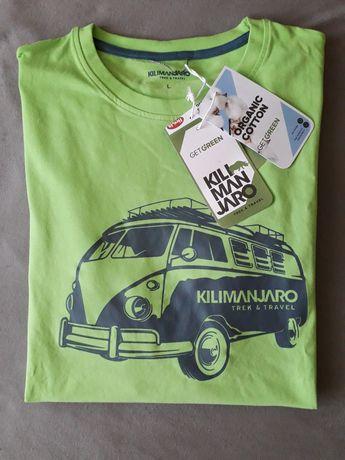 Tricou Kilimanjaro Hervis bumbac organic