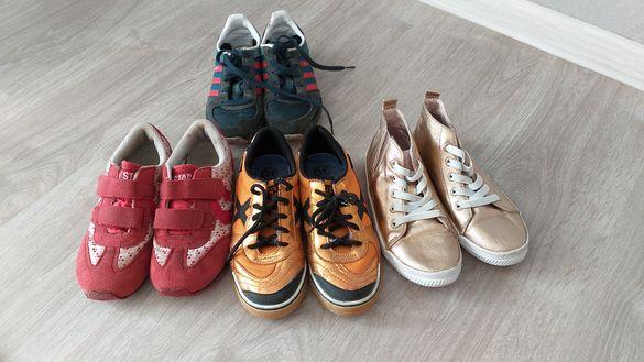 Маратонки Converse,H&M,Adidas