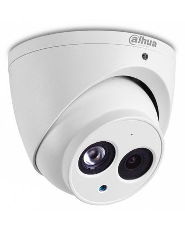 2MP DAHUA куполна камера с вграден микрофон