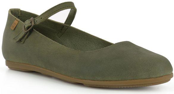 Обувки El Naturalista - Pleasant Stella Kaki ND58 размер 36