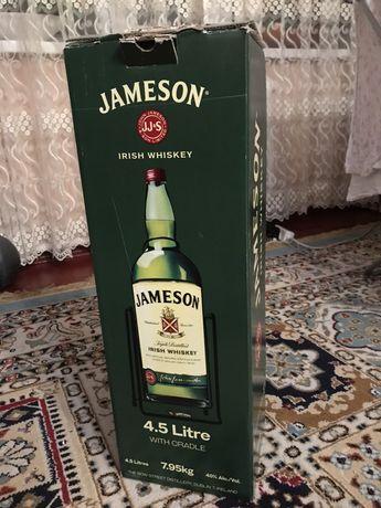 Бутылки Jameson 4,5 лт оригинал