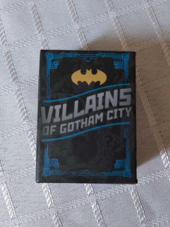 Batman Gotham villains книга комикс