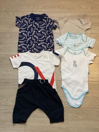 2 Комплекта одежды на мальчика 12-18 мес