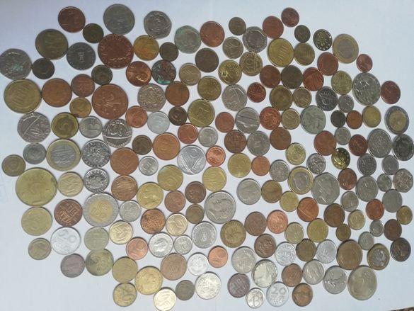 Чуждестранни монети от цял свят