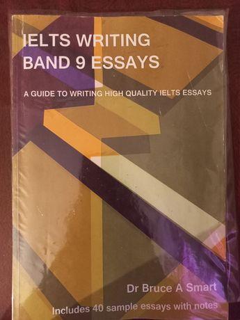 Книга по подготовке к IELTS writing part.