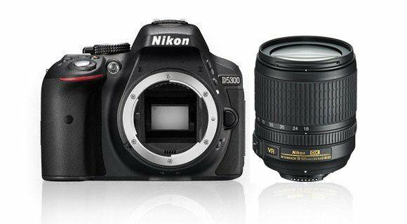 Продам фотоаппарат Nikon D5300