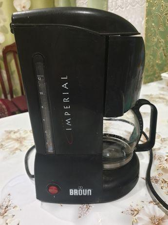 Продам кофеварку Braun