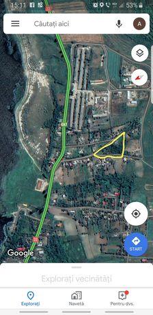 Vand teren intravilan in Comuna Somova