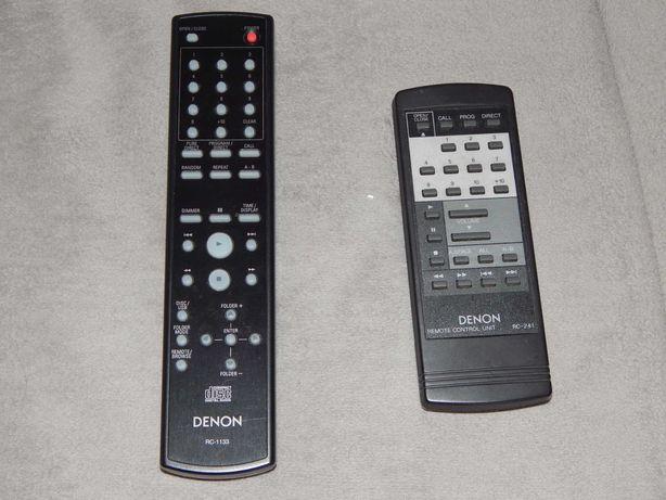 telecomanda DENON pt. DCD-710ae , model RC-1133 si model RC-241