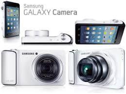 Aparat foto digital Samsung Galaxy Camera EK-GC100