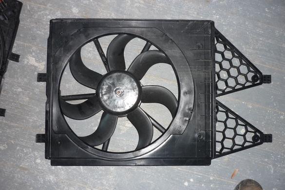 Вентилатори за Ауди Фолксваген перки охлаждане A4 A6 Polo Passat Golf