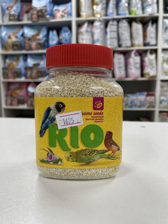 Семена кунжута. Дополнительный корм для декоративных птиц