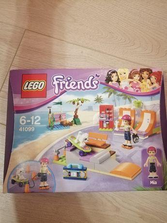 Lego friends 41099 Parcul pentru skateboarding