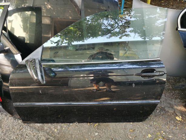 Ușa stânga dreapta portiere BMW e46 coupe / cabrio