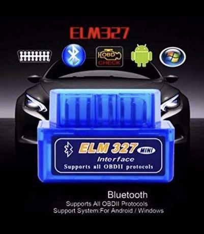 Tester ELM327 Full Torque 2021 Profesional Bluetooth v2.1 OBD2 Auto