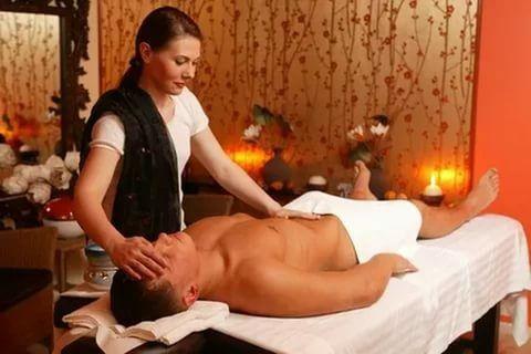 Услуги профессионального массажиста. Выезд