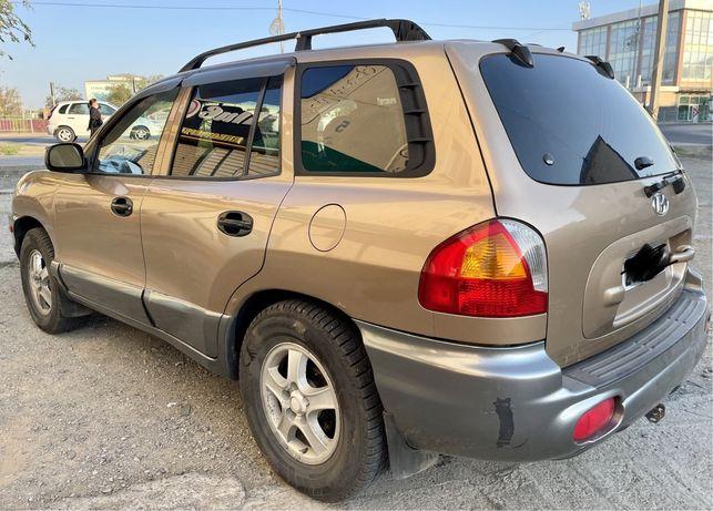 Hyundai Santa fe, кроссовер