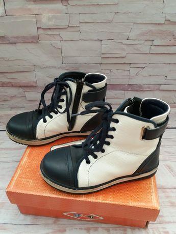 Ботинки осень Турция