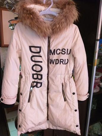 Пуховик зимний про-во Корея