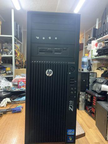 Системный блок HP Z210 CMT Workstation