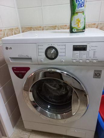 Продается стиральная машина LG 6 kg